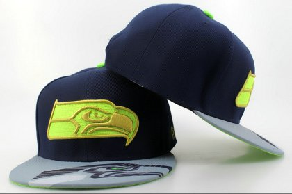 Seattle Seahawks Hat QH 150228 13